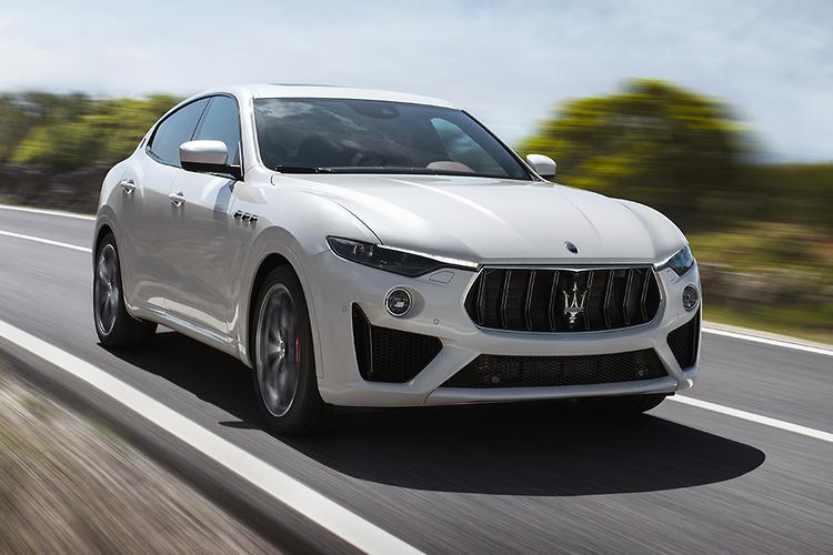 Maserati levante carsales