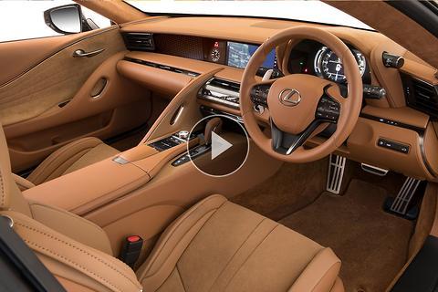 Lexus LC Videos - Carsales com au
