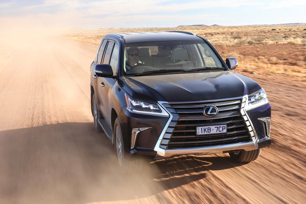 Lexus LX 450d 2018 Review - www carsales com au
