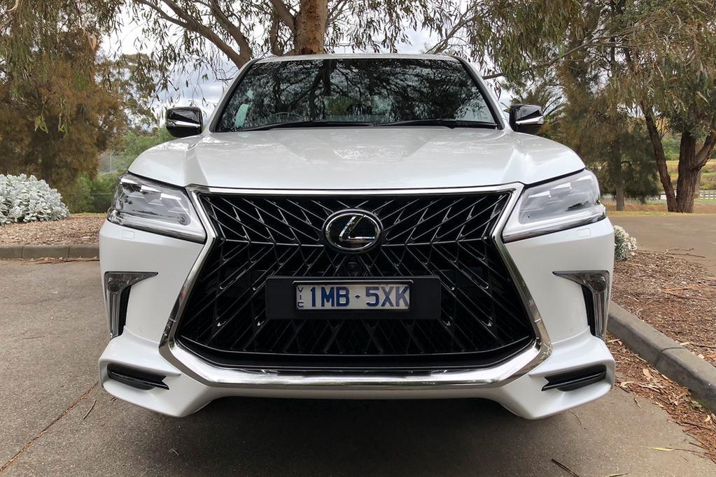 2019 Lexus LX 570: Changes, Equipment, Price >> Lexus Lx570 2019 Review Www Carsales Com Au