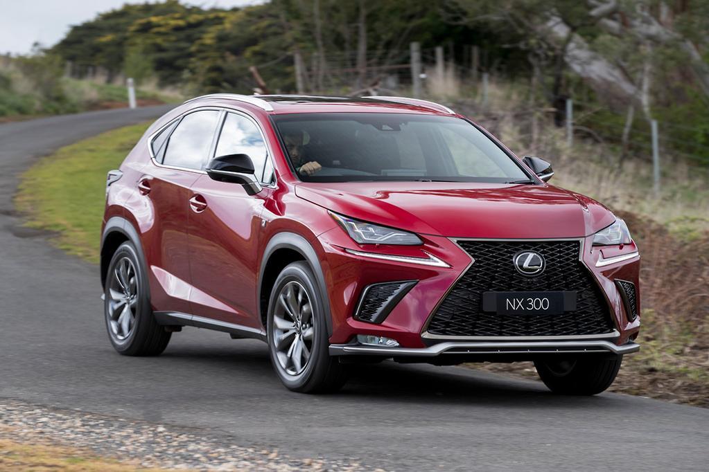 Types Of Lexus >> Lexus Nx 2018 Review Www Carsales Com Au