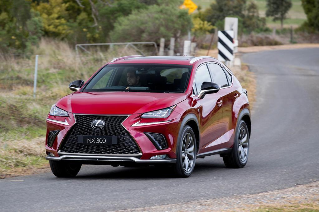 Lexus NX 2018 Review - www carsales com au