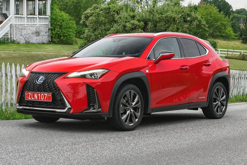 Sub 50k Challenge For New Lexus Ux