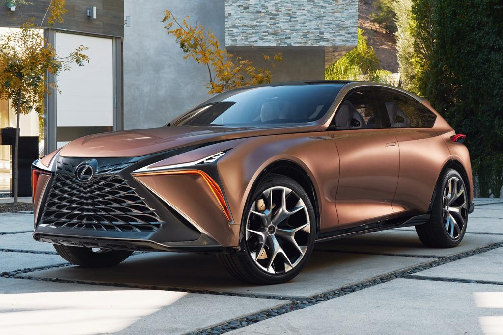 New Lexus Suv >> Detroit Motor Show Lexus Presents New Suv Flagship Www Carsales