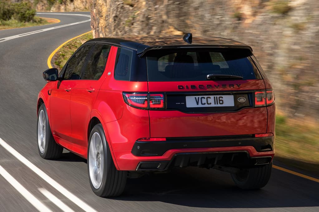 2020 Land Rover Discovery Sport: Updated, New Tech And Price >> 2020 Land Rover Discovery Sport Revealed Www Carsales Com Au