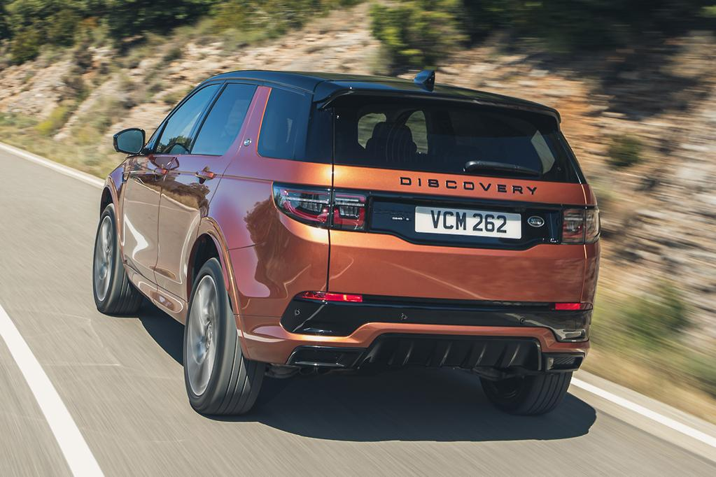 2020 Land Rover Discovery Is Built On The New Architecture >> Land Rover Discovery Sport 2020 Review International Www