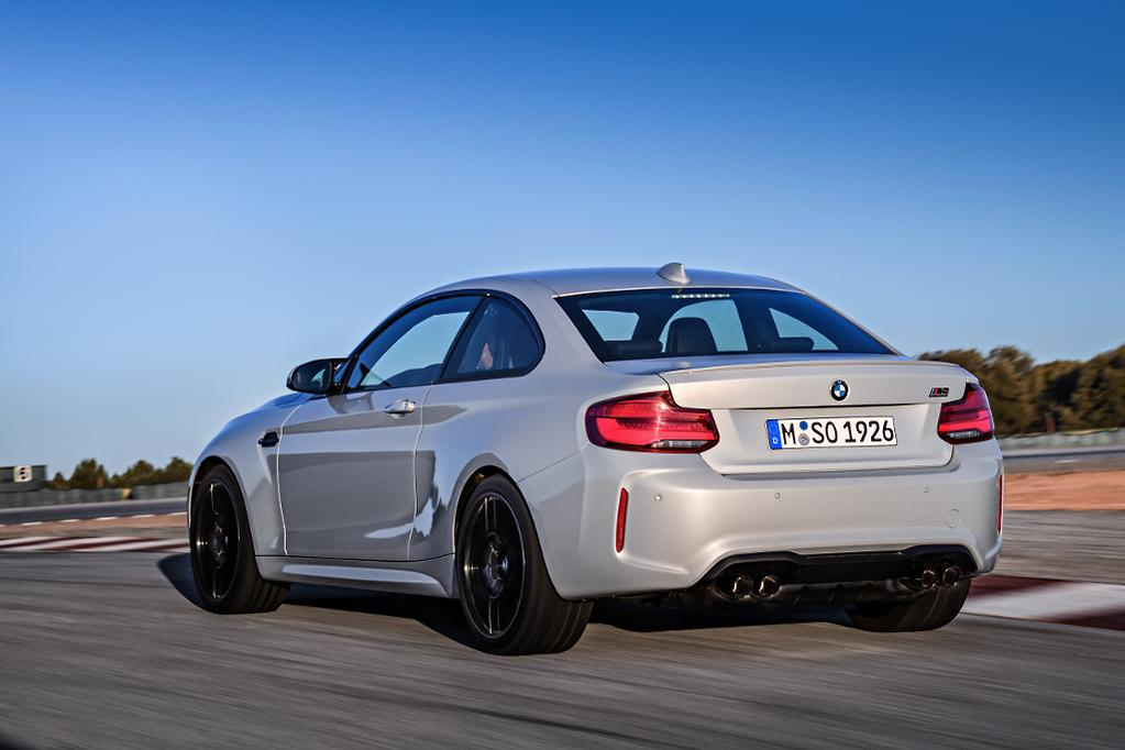 Bmw M2 Competition Upgrades Announced Wwwcarsalescomau