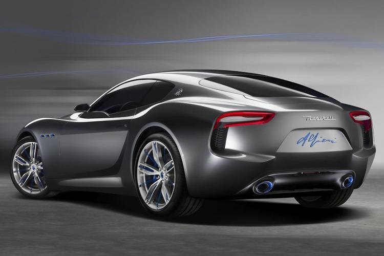 Maserati alfieri australia