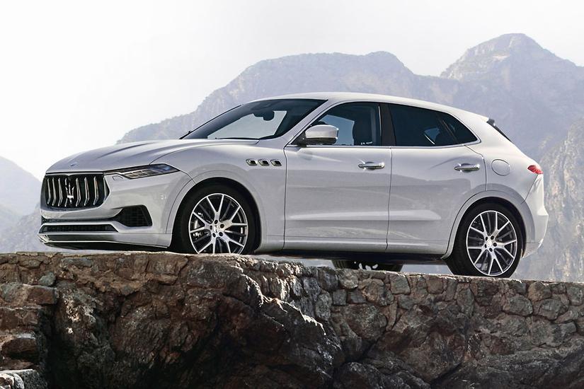Sleek Mid Size Maserati Suv Takes Shape Www Carsales Com Au