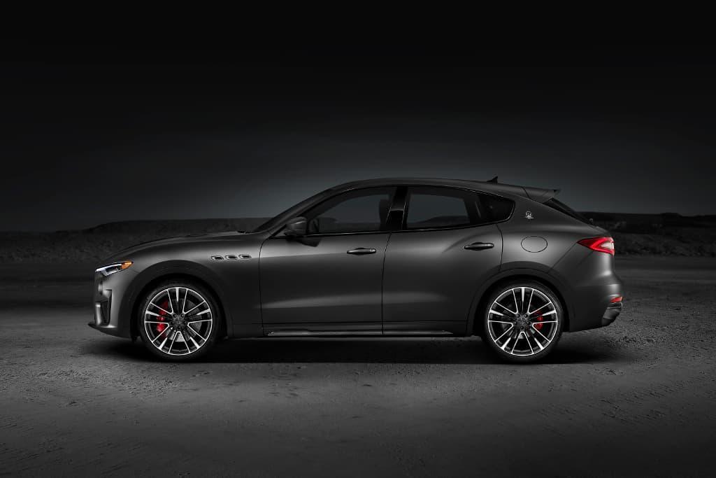2019 Maserati Levante Trofeo Review >> New Maserati Levante Trofeo Coming To Australia Www Carsales Com Au
