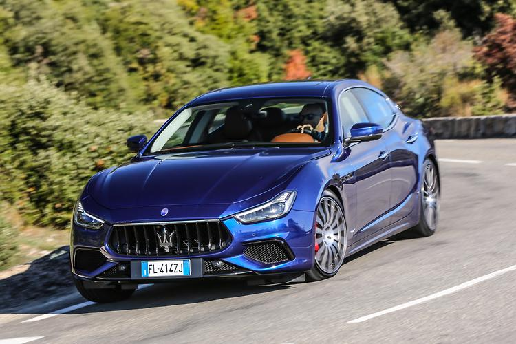 How much is a maserati in australia