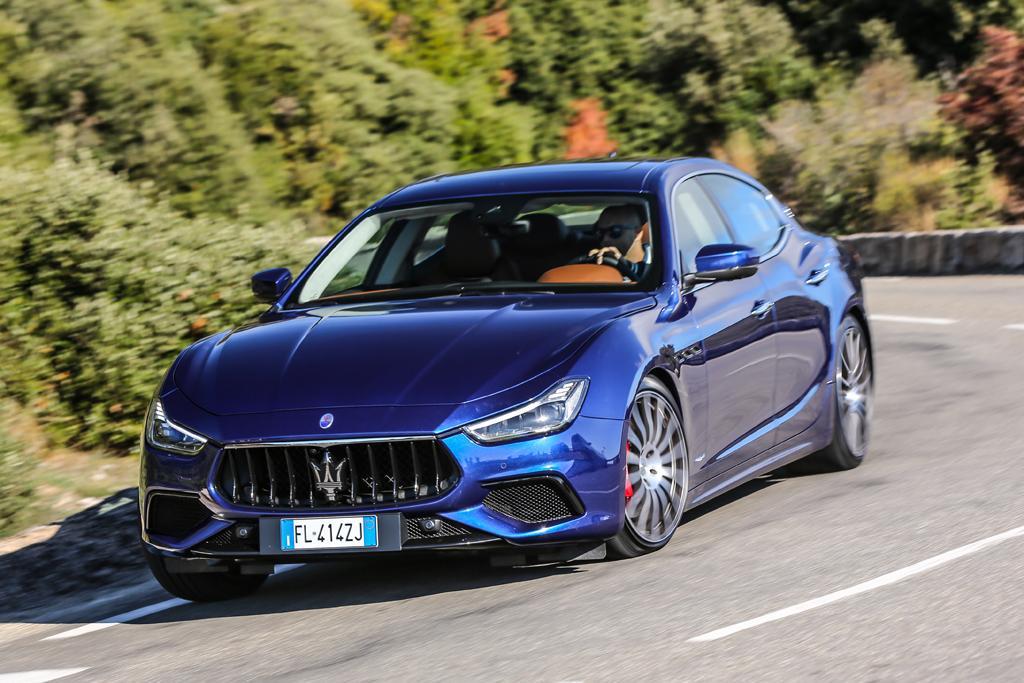 Maserati Ghibli Price >> 2018 Maserati Ghibli Pricing And Specs Revealed Www Carsales Com Au