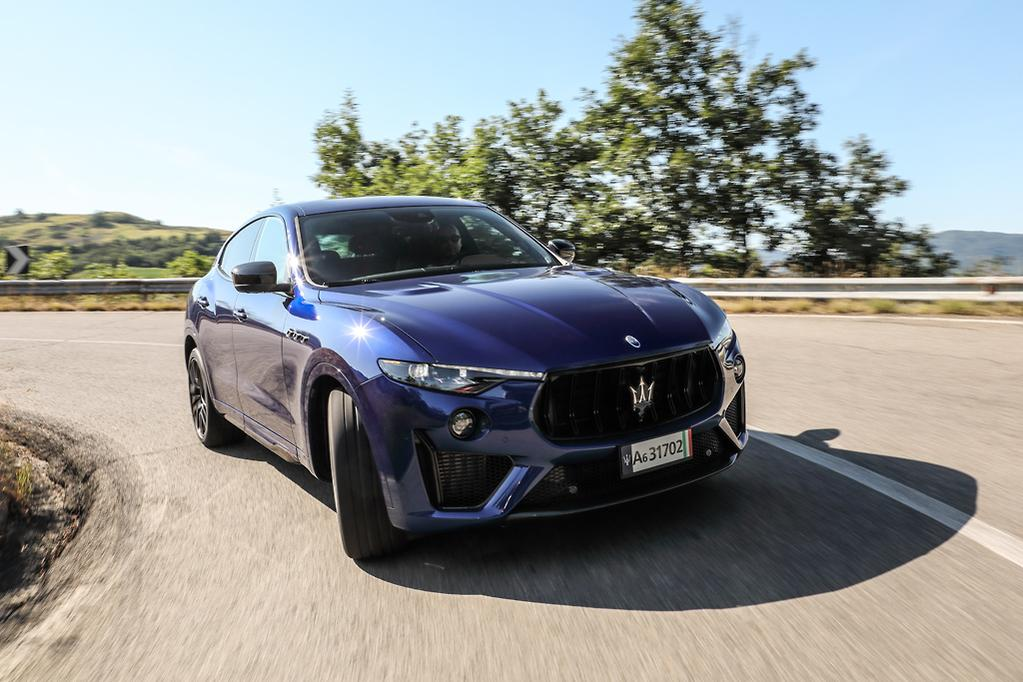 2019 Maserati Levante: Changes, GTS And Hybrid Versions >> Maserati Levante Trofeo And Gts 2019 Review International