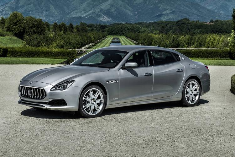 Maserati quattroporte price australia