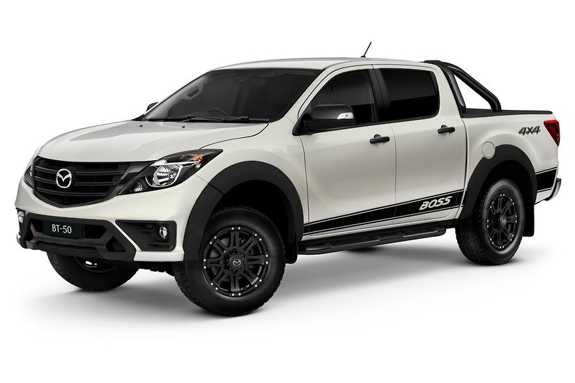 2019 Mazda Bt 50 Usa Release Price Specs And Changes >> Mazda Announces Bt 50 Boss Flagship Www Carsales Com Au