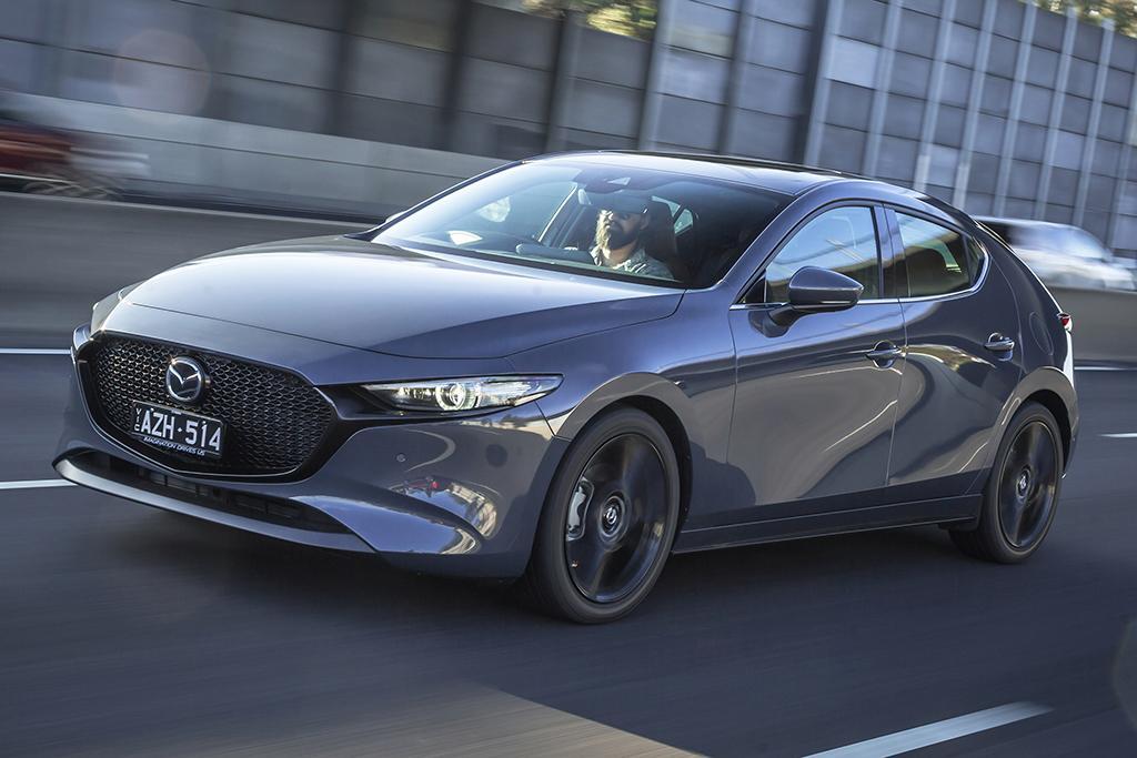 Mazda3 2019 Quick Spin - www carsales com au