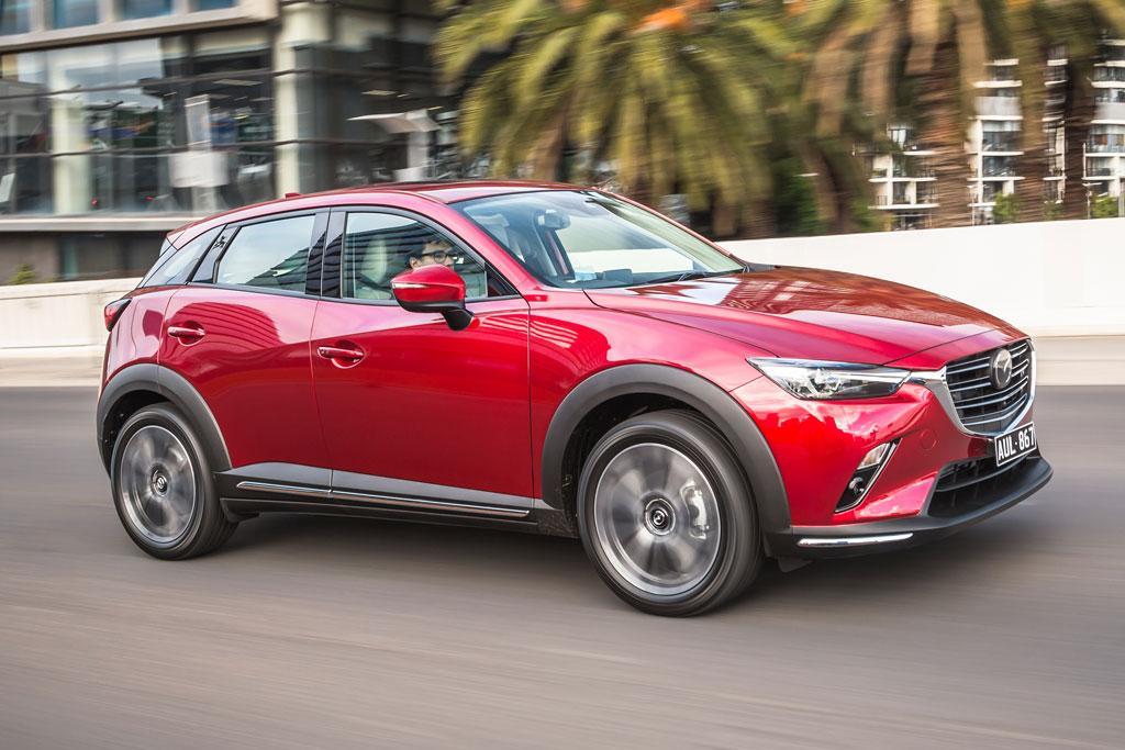 Mazda Cx 3 2018 Review Australia
