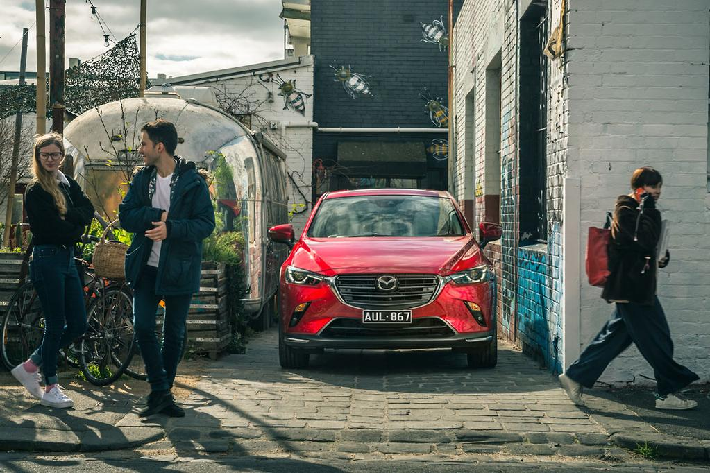 Upgraded 2018 Mazda CX-3: Full details and pricing - www