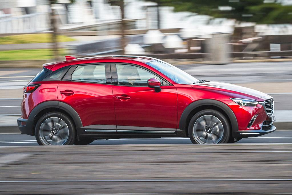 Mazda Cx 3 2018 Review Australia