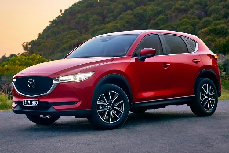 The Added Equipment And The Updated Engines Are Accompanied By Price Cuts  Right Across The Range, So As Formidable A Market Entrant As The Mazda CX 5  ...