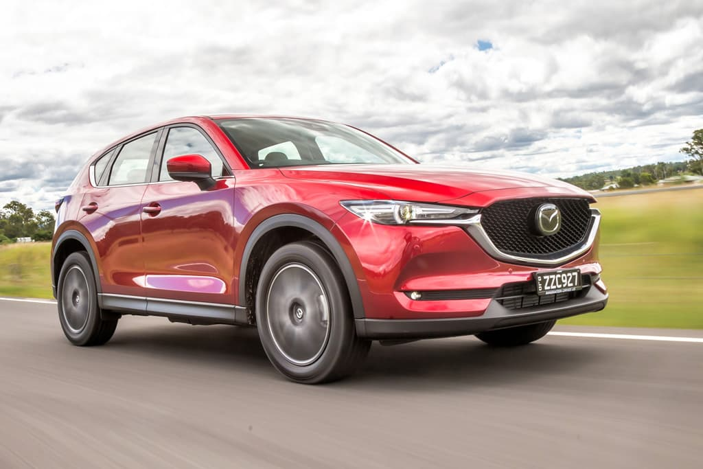 mazda cx-5 2018 review - www.carsales.au