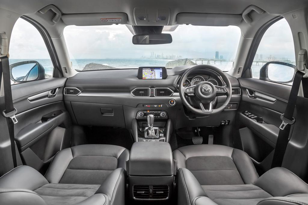 Mazda CX-5 updated, prices lowered - www carsales com au