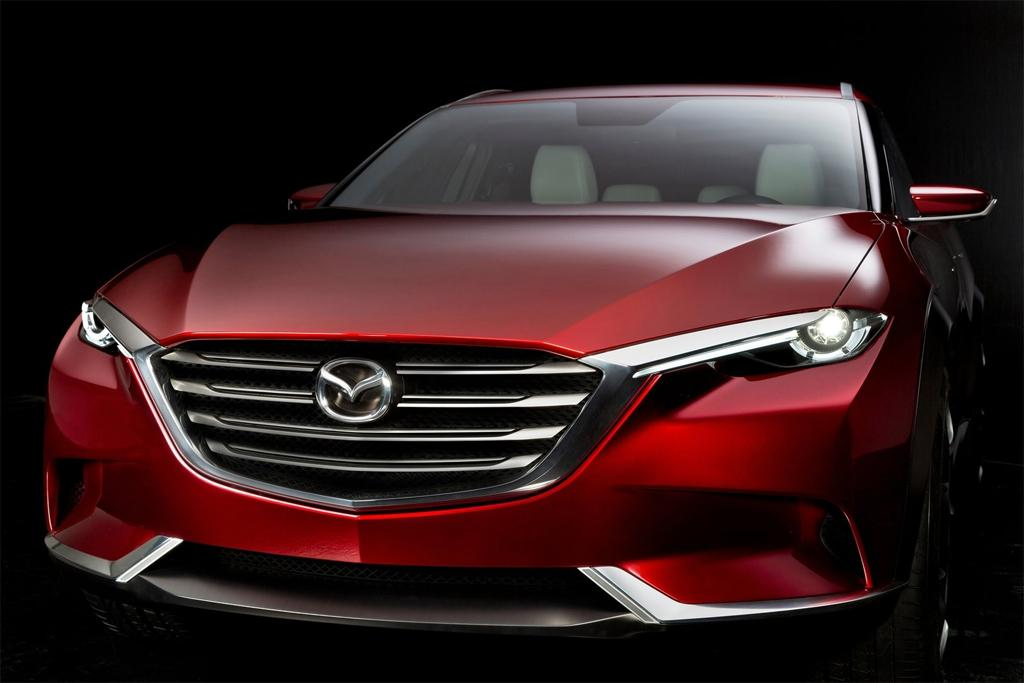 Image result for Mazda CX-X