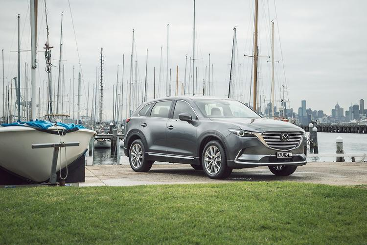 Read The New Mazda CX 9 Review