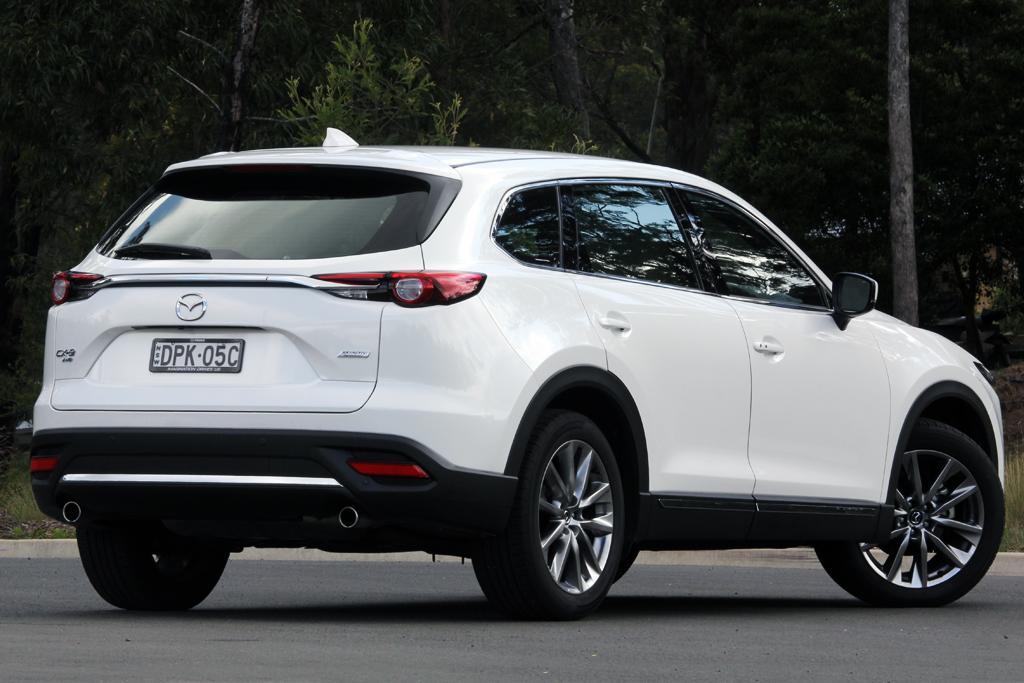 Mazda Cx 9 2018 Review Www Carsales Com Au