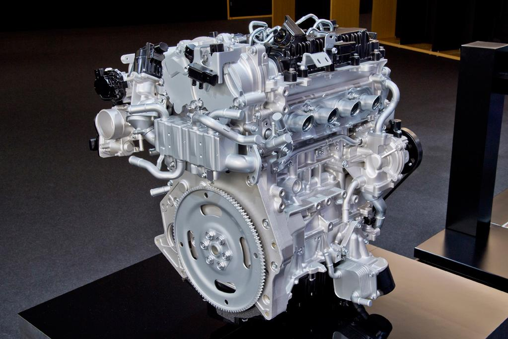 Mazda SKYACTIV-X won't replace diesel - www carsales com au