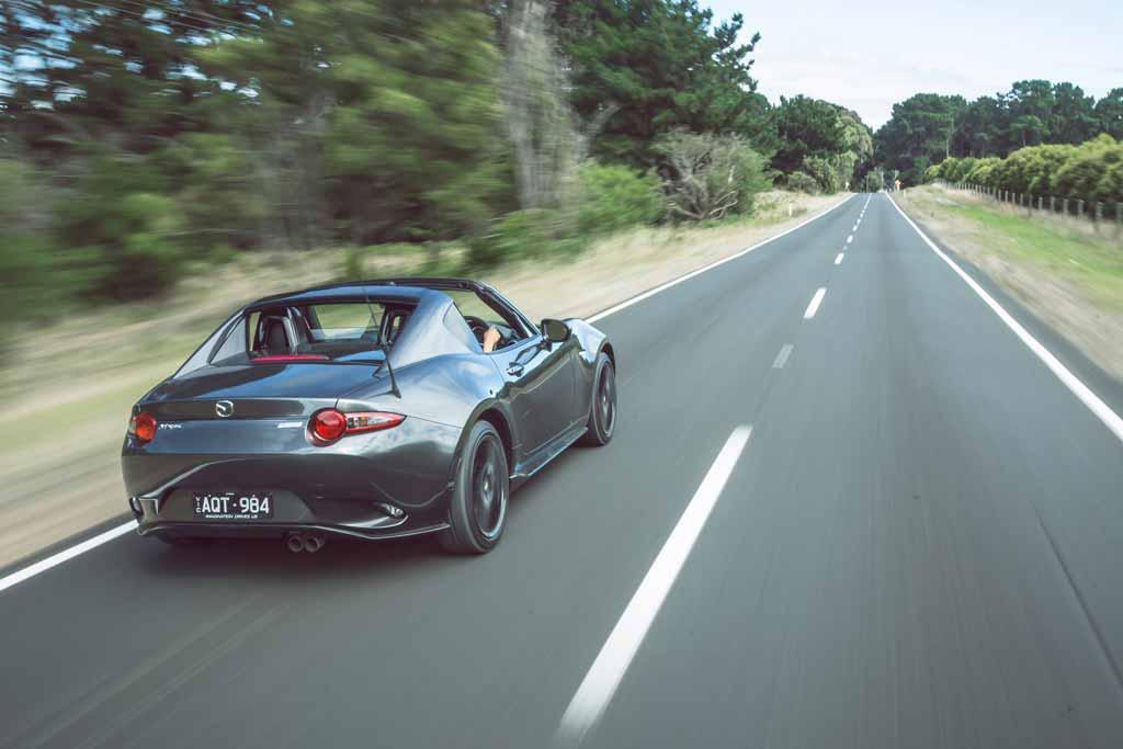 Mazda MX-5 RF Limited Edition 2018 Review - www carsales com au