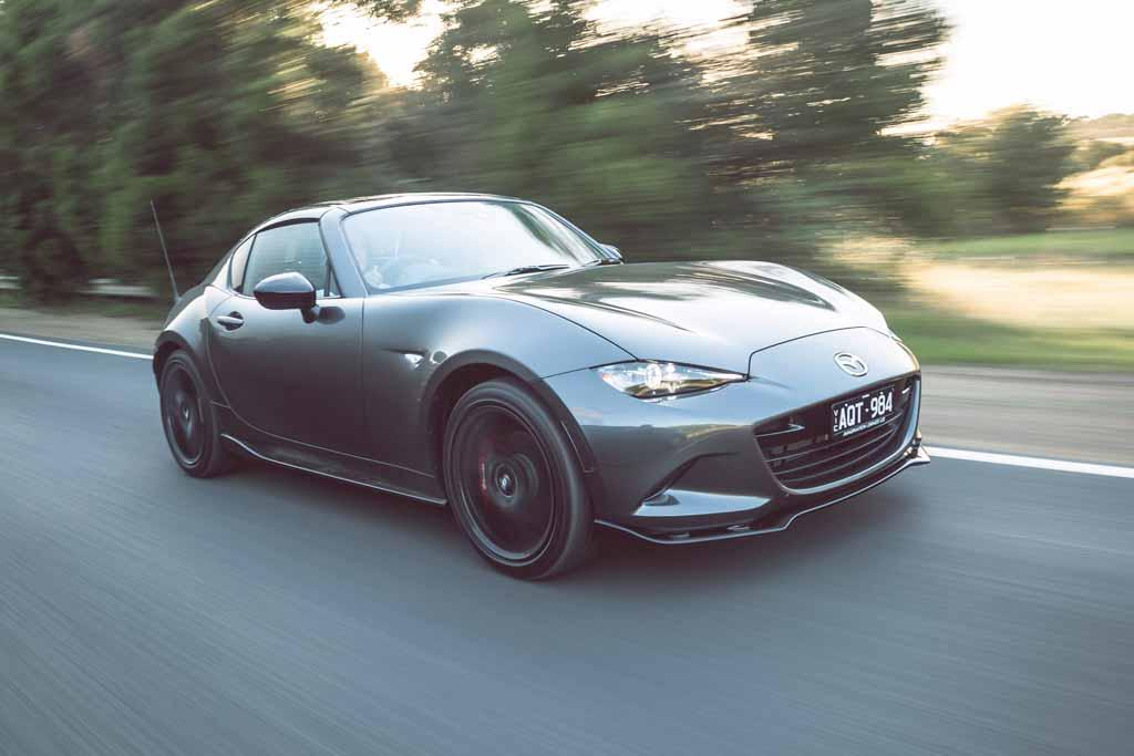 Mazda MX-5 RF Limited Edition 2018 Review - www carsales com au