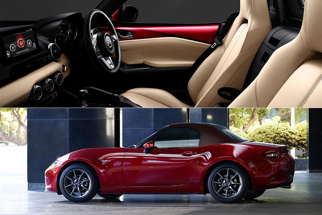More powerful Mazda MX-5 confirmed for Oz - www carsales com au