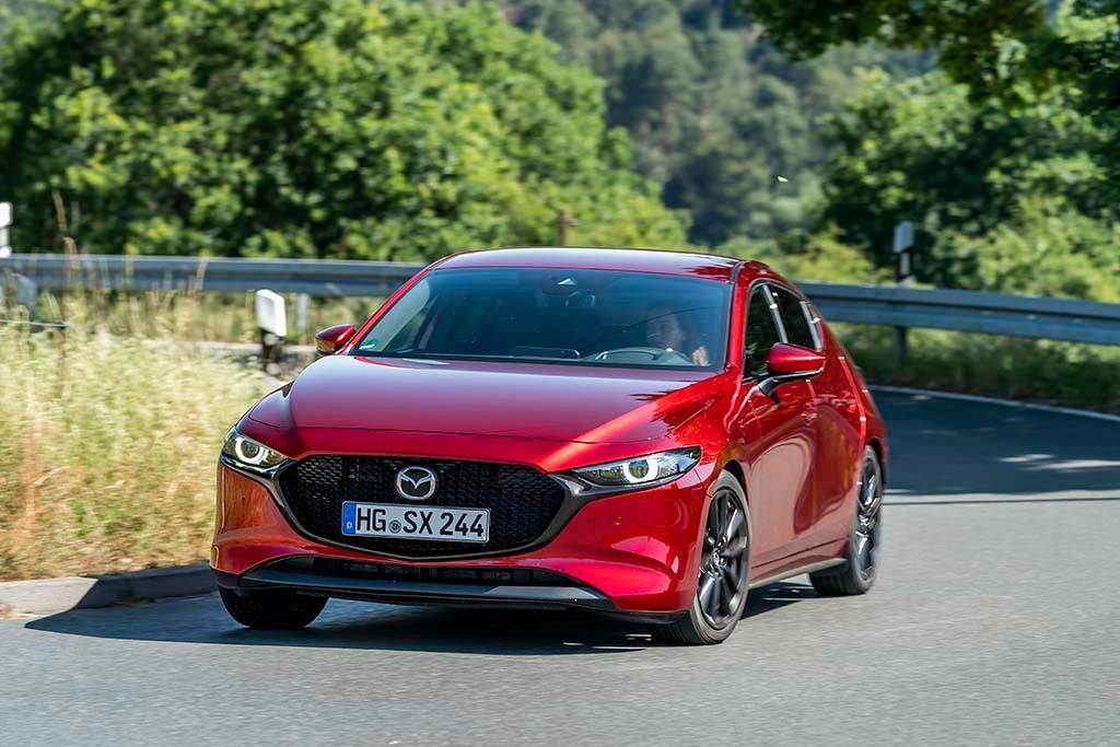 Mazda3 SKYACTIV-X 2019 Review – International - www carsales
