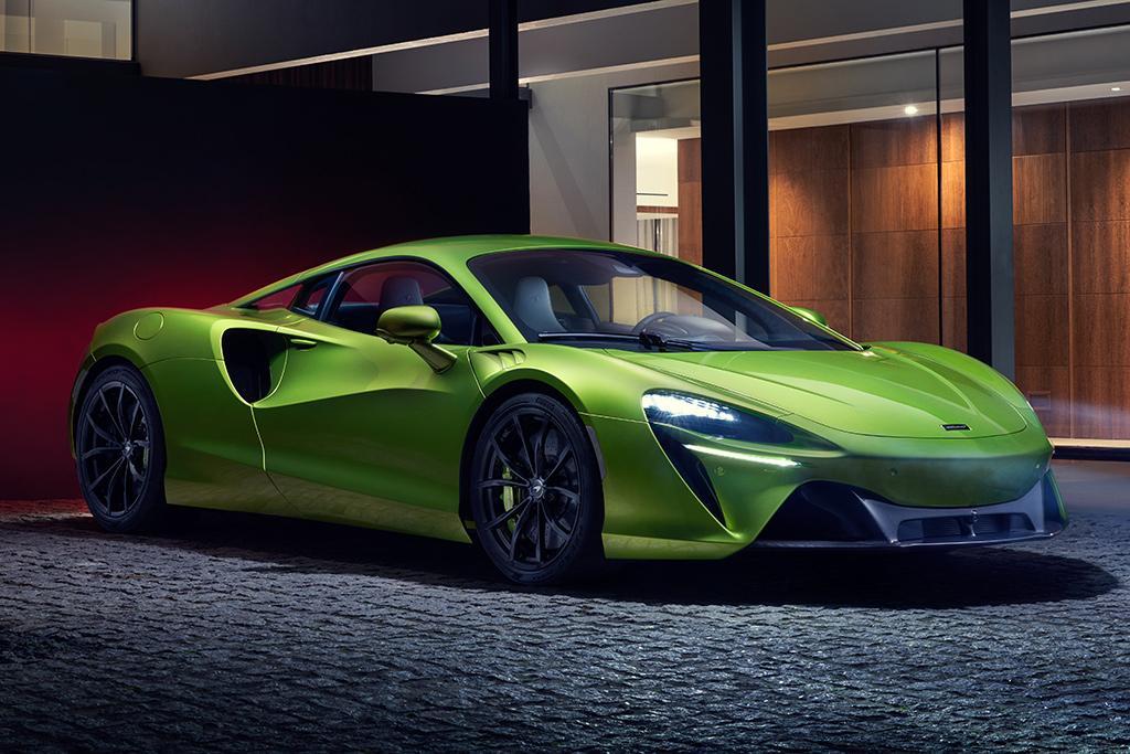 McLaren Artura hybrid supercar revealed - carsales.com.au