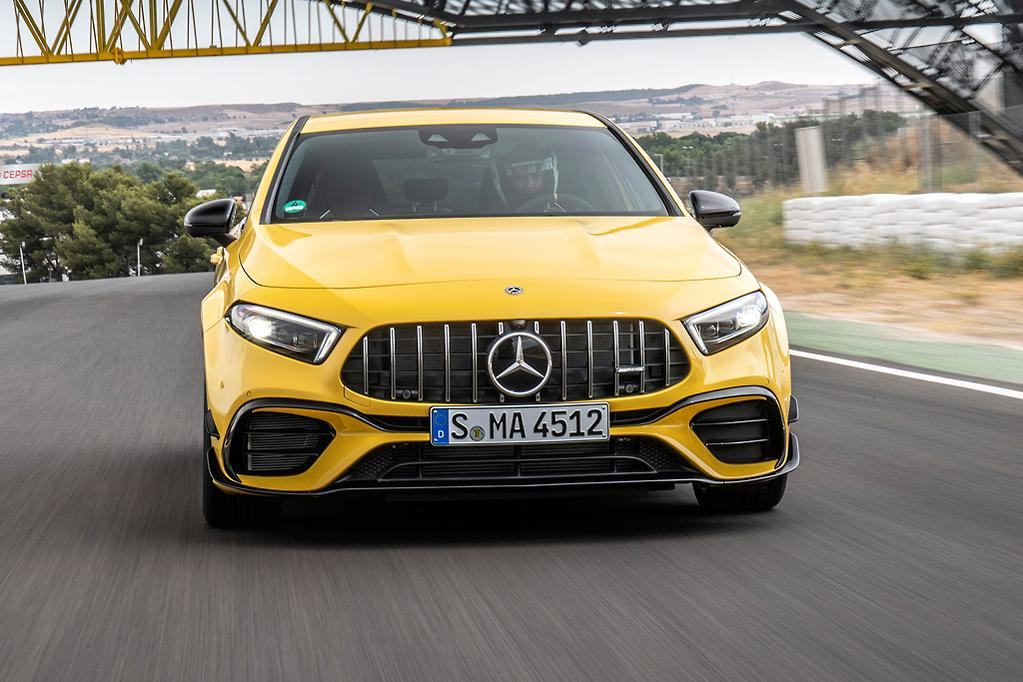 Mercedes Amg A 45 S 2020 Review International Www