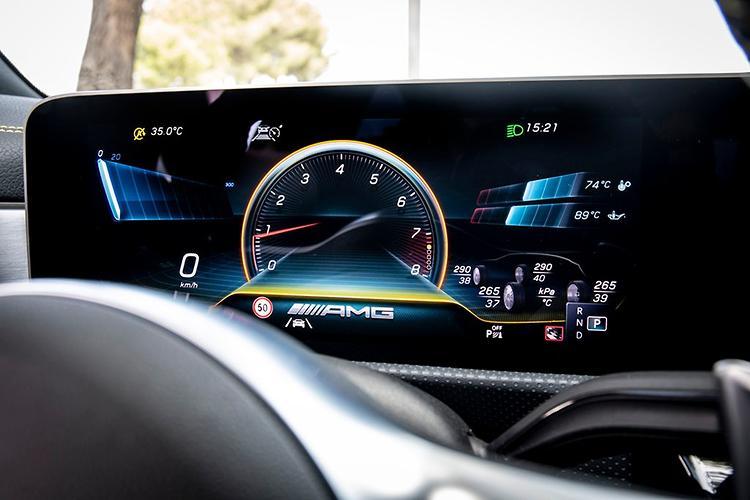 Mercedes-AMG CLA 45 S 2020 Review – International - www