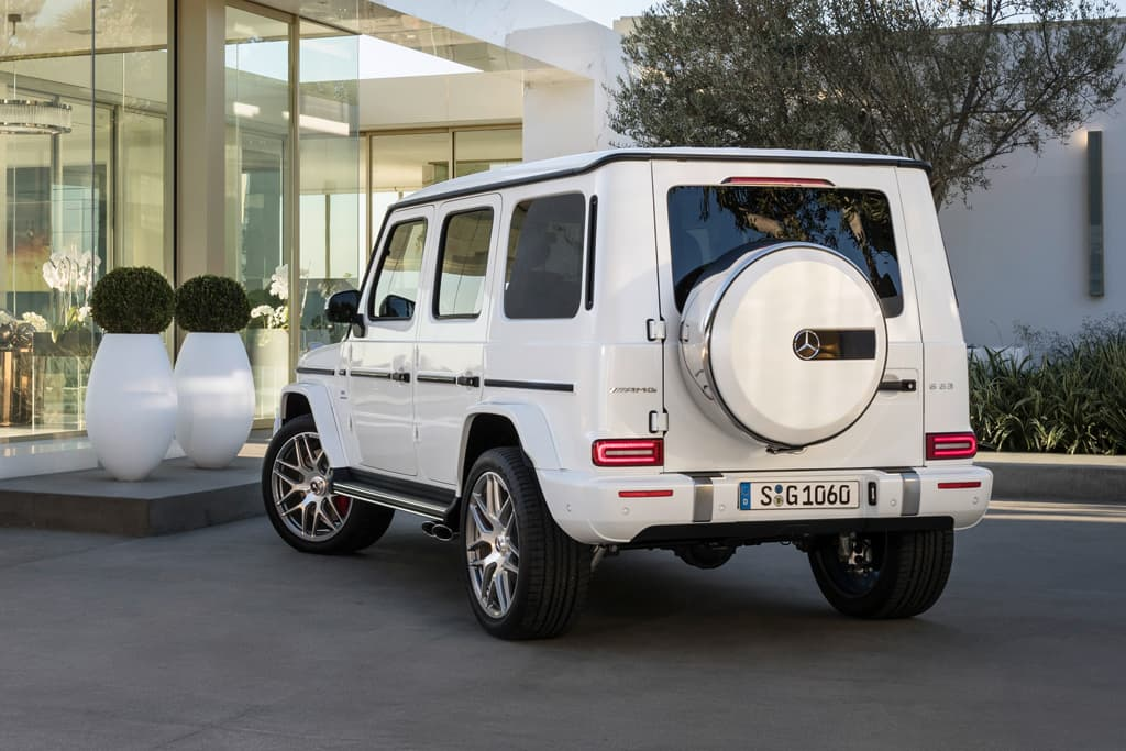 2019 Mercedes-AMG G63 pricing revealed - www carsales com au