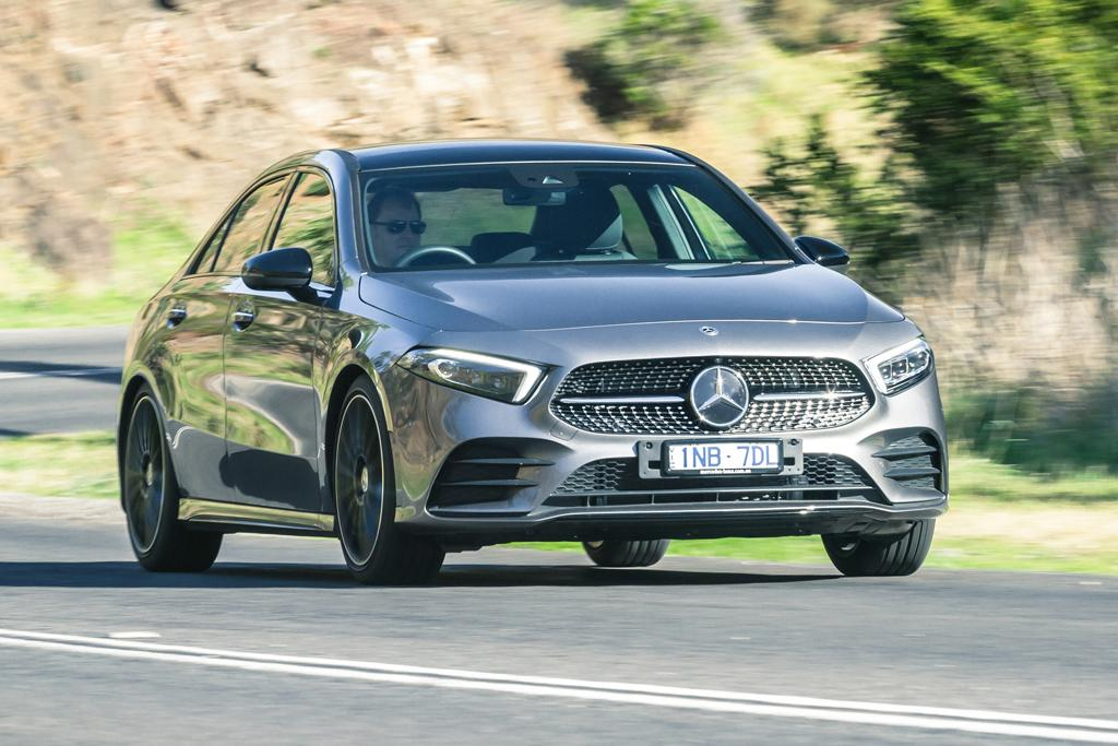 Mercedes-Benz A-Class sedan 2019 Review - www carsales com au