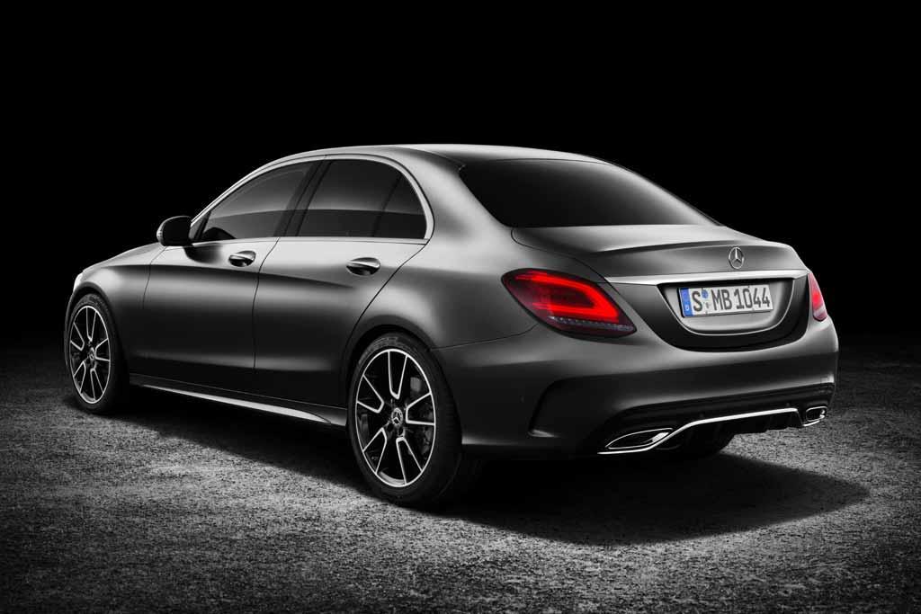 GENEVA MOTOR SHOW: Makeover for Mercedes C-Class - www