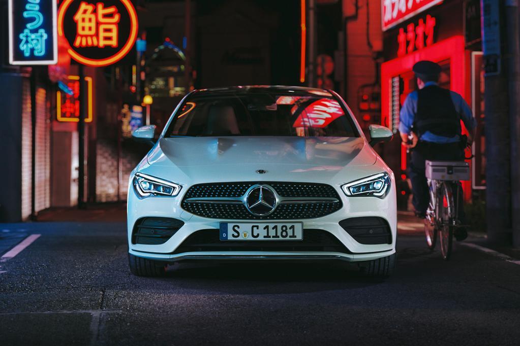 New Mercedes-Benz CLA now on sale - www carsales com au