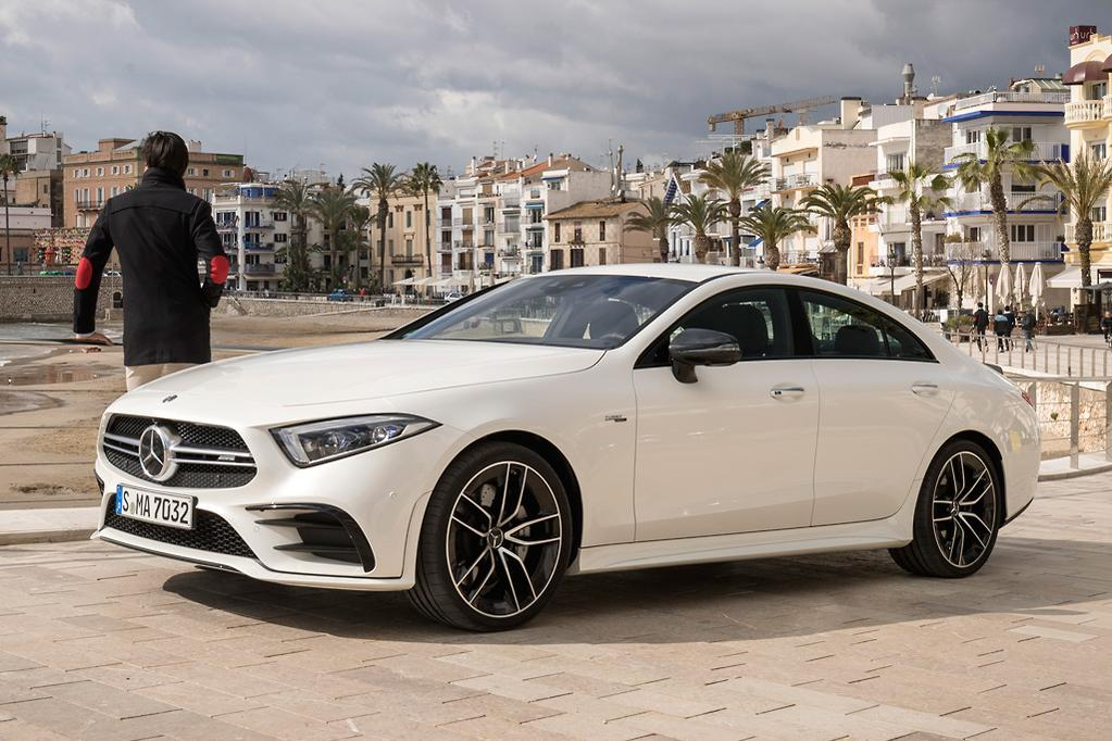 Mercedes-Benz halves local CLS line-up - www carsales com au