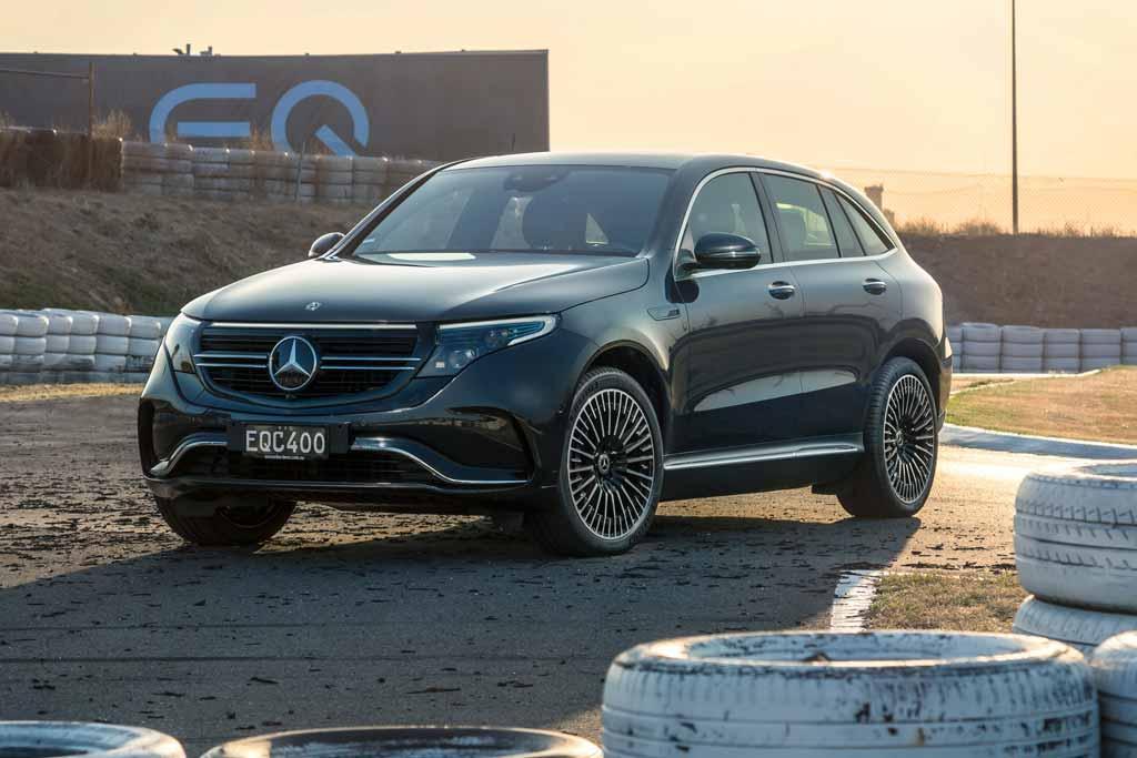 Strong Aussie Demand For Mercedes Benz Eqc
