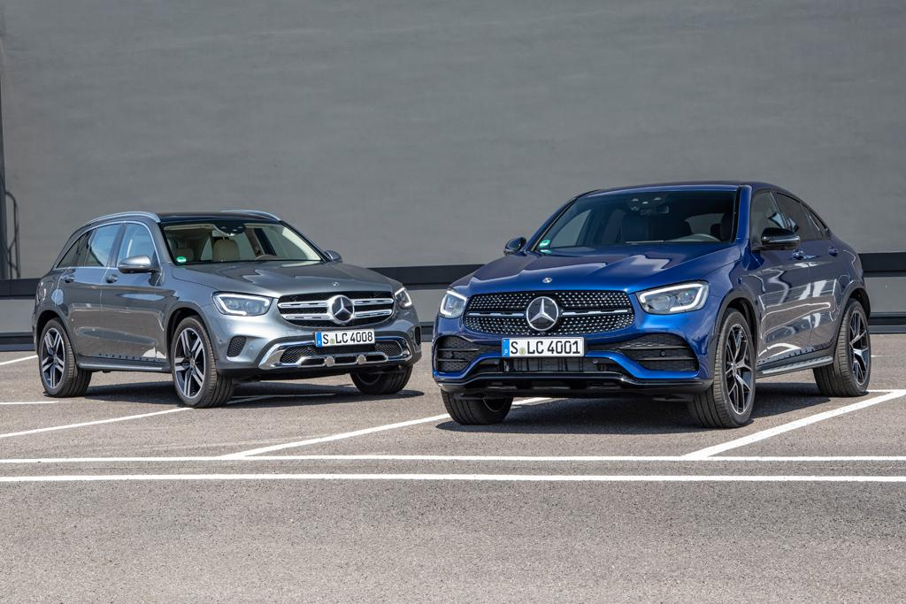 Upgraded Mercedes-Benz GLC to dump diesel - www carsales com au