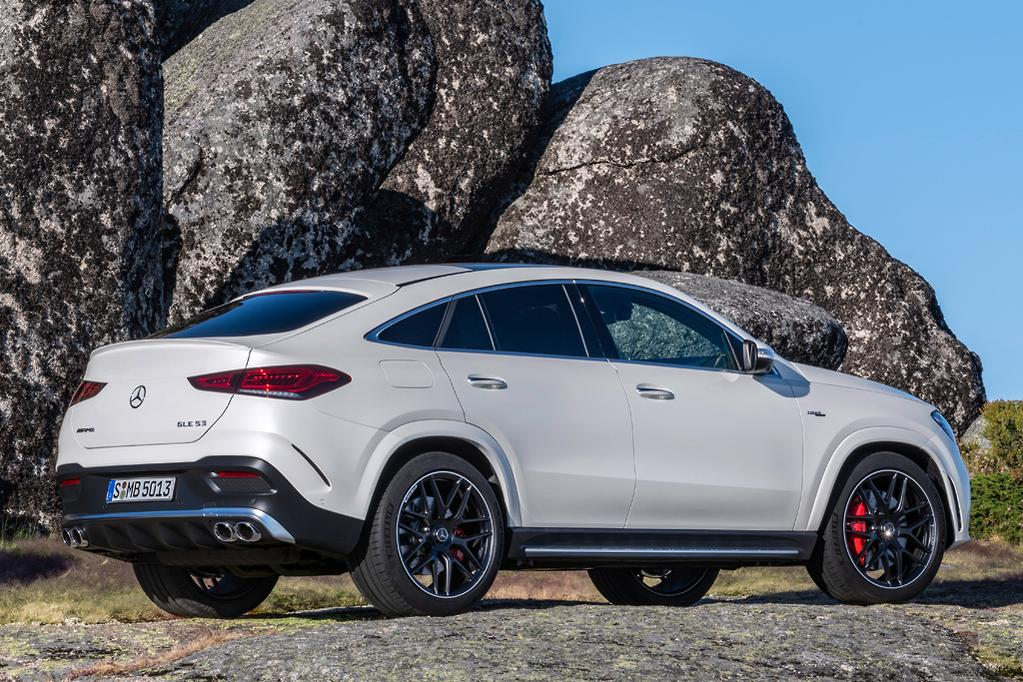 Frankfurt Motor Show Mercedes Benz Gle Coupe Previewed