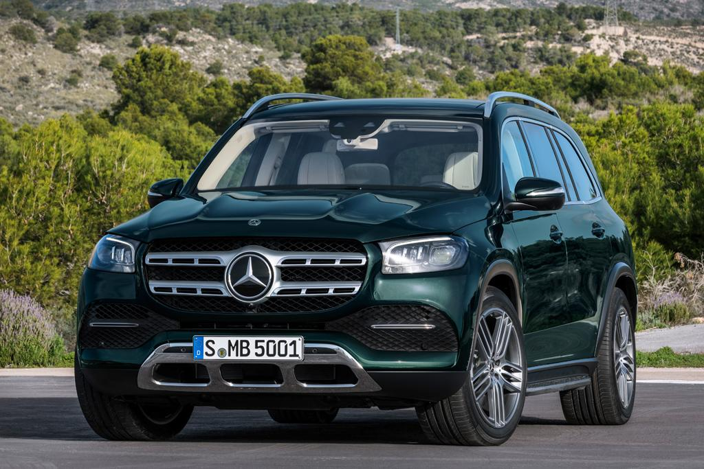 2020 Mercedes-Benz GLS: Redesign, Options, Release >> All New Mercedes Benz Gls Unveiled Www Carsales Com Au