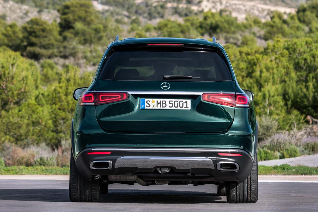 All-new Mercedes-Benz GLS unveiled - www carsales com au