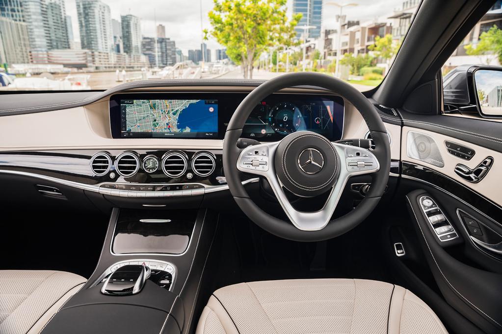 Mercedes-Benz S-Class 2018 Review - www carsales com au