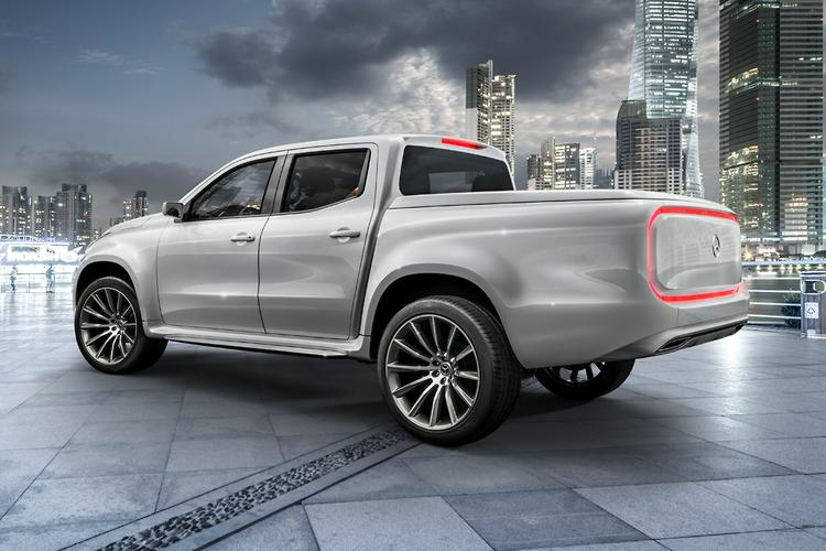Mercedes X Class Could Have Been An F 150 Rival Www Carsales Com Au