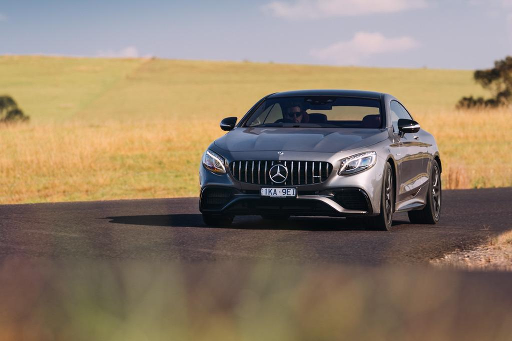 Mercedes Amg S63 Coupe 2018 Review Www Carsales Com Au